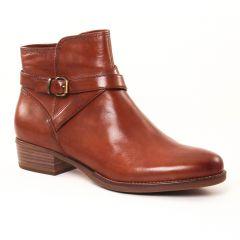 Chaussures femme hiver 2017 - boots Jodhpur tamaris marron