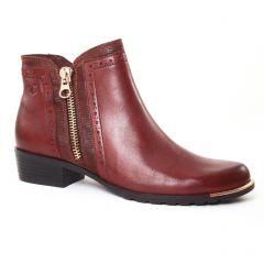 Chaussures femme hiver 2017 - boots Caprice marron