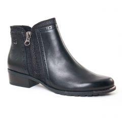 Chaussures femme hiver 2017 - boots Caprice noir
