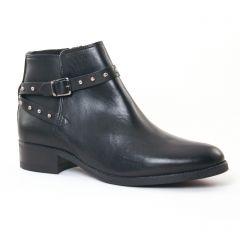 boots-jodhpur noir: même style de chaussures en ligne pour femmes que les Mamzelle