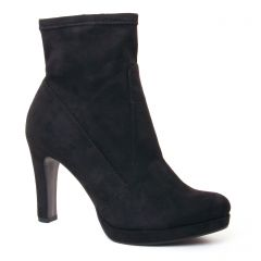 boots-talon noir: même style de chaussures en ligne pour femmes que les Maria Jaén