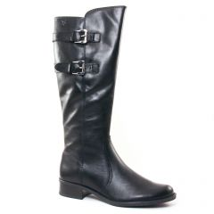 Chaussures femme hiver 2017 - bottes Caprice noir