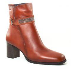Chaussures femme hiver 2017 - bottines Dorking marron