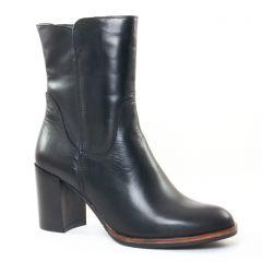 bottillons noir: même style de chaussures en ligne pour femmes que les Jb Martin