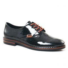 derbys bleu marine: même style de chaussures en ligne pour femmes que les Rieker