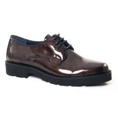 derbys gris: même style de chaussures en ligne pour femmes que les Scarlatine