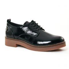 derbys noir: même style de chaussures en ligne pour femmes que les Coolway