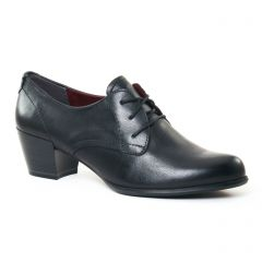 derbys-talon noir: même style de chaussures en ligne pour femmes que les Scarlatine