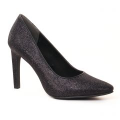 escarpins noir argent: même style de chaussures en ligne pour femmes que les Marco Tozzi