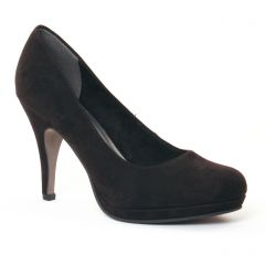 Chaussures femme hiver 2017 - escarpins tamaris noir