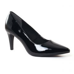 escarpins noir vernis: même style de chaussures en ligne pour femmes que les Caprice