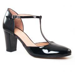Chaussures femme hiver 2017 - escarpins salomé Perlato noir
