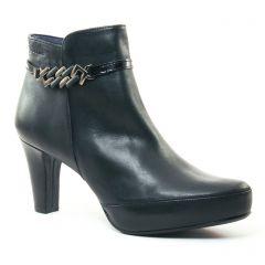 Chaussures femme hiver 2017 - low boots Dorking noir