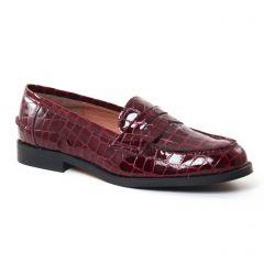 mocassins bordeaux: même style de chaussures en ligne pour femmes que les Maria Jaén