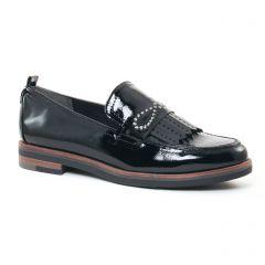mocassins-confort noir: même style de chaussures en ligne pour femmes que les Tamaris