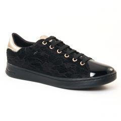 tennis noir doré: même style de chaussures en ligne pour femmes que les Mtng