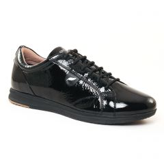 Chaussures femme hiver 2017 - tennis Geox noir