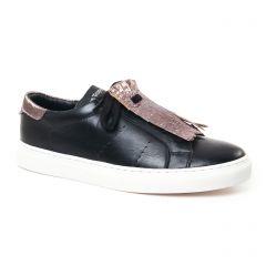 tennis noir or: même style de chaussures en ligne pour femmes que les Remonte