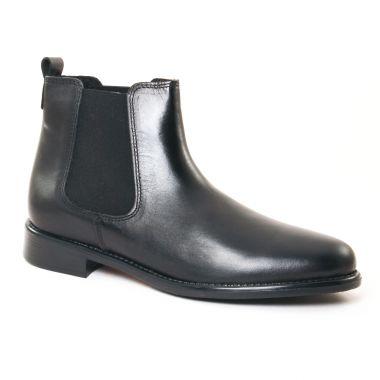 Bottines Et Boots Scarlatine 77545 B Noir, vue principale de la chaussure femme