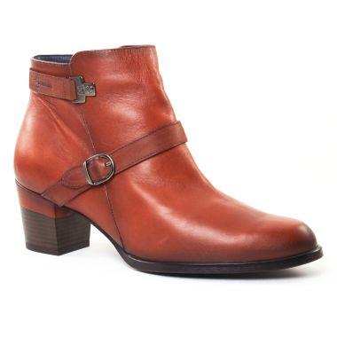 Bottines Et Boots Dorking Antia 7319 Cuero, vue principale de la chaussure femme
