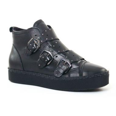 Tamaris Tennis Pub 25413 Vue Et Baskets Tv Mode Black Chaussures c5Rjq34AL