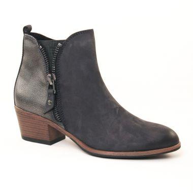 Bottines Et Boots Marco Tozzi 25396 Navy, vue principale de la chaussure femme