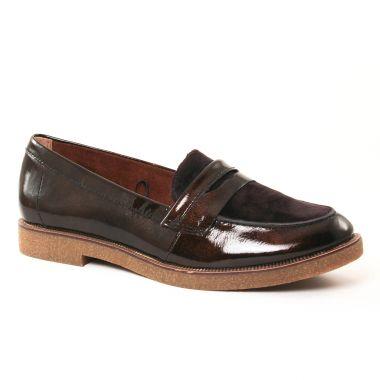 Mocassins Tamaris 24205 Moka, vue principale de la chaussure femme