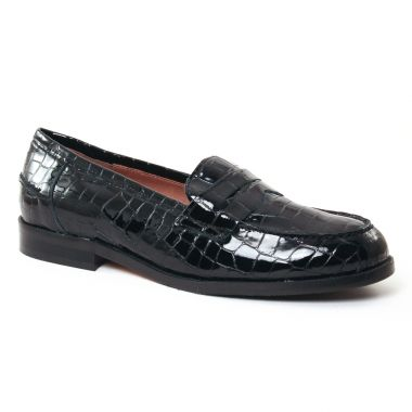 Mocassins Maria Jaen 5622N Negro, vue principale de la chaussure femme