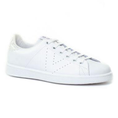 Tennis Et Baskets Mode Victoria Deportivo 125104 Blanc, vue principale de la chaussure femme