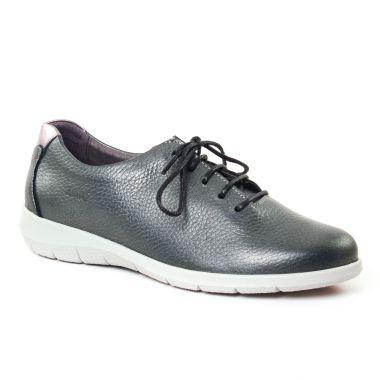 Tennis Et Baskets Mode Suave 6603 Carbone, vue principale de la chaussure femme