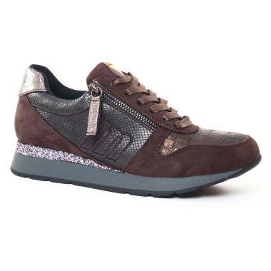Tennis Et Baskets Mode Mtng 69100 Moka, vue principale de la chaussure femme