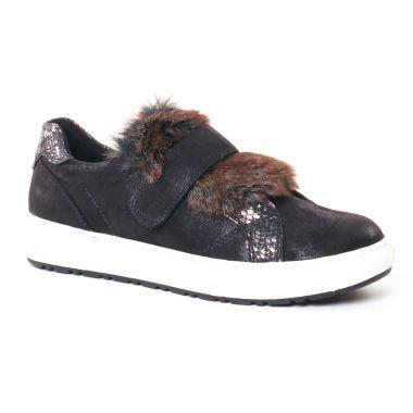 Tennis Et Baskets Mode Marco Tozzi 24709 Black, vue principale de la chaussure femme