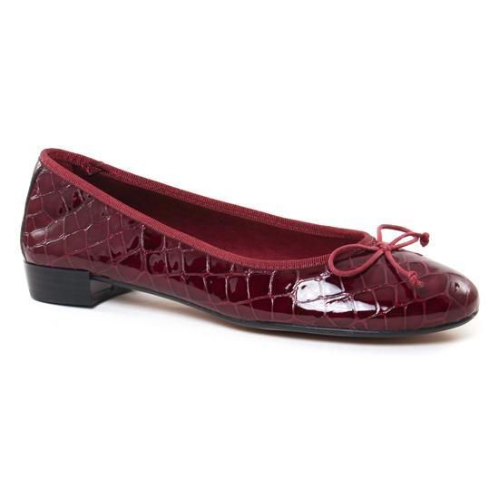 Ballerines Maria Jaen 5593N Burdeos, vue principale de la chaussure femme