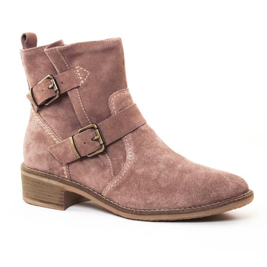 Bottines Et Boots Tamaris 25374 Poudre, vue principale de la chaussure femme