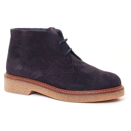 Bottines Et Boots Maria Jaen 5166N Marino, vue principale de la chaussure femme