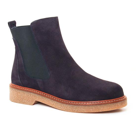 Bottines Et Boots Maria Jaen 5161N Marino, vue principale de la chaussure femme