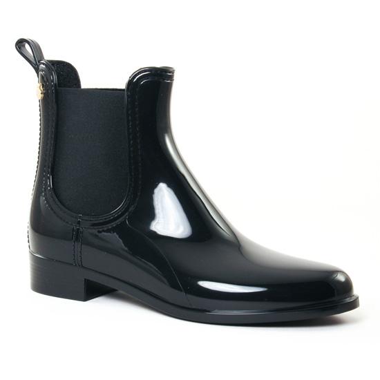 Bottines Et Boots Lemon Jelly Comfy Black, vue principale de la chaussure femme