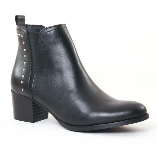 Bottines Et Boots Scarlatine 7844 Noir, vue principale de la chaussure femme