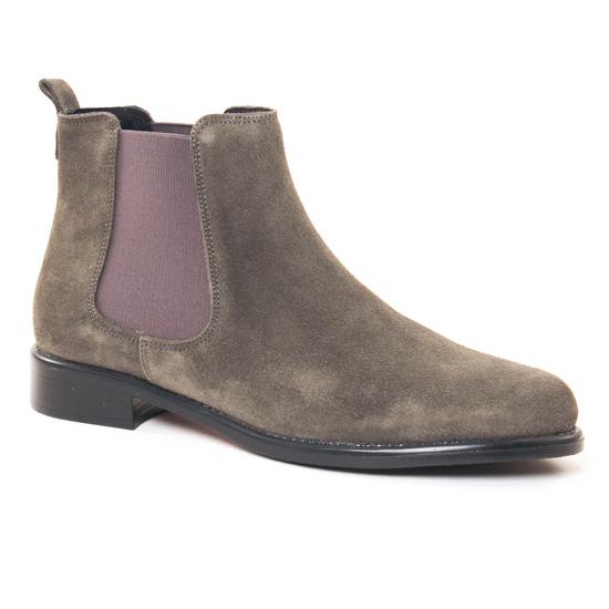 Bottines Et Boots Scarlatine 77545 K Herb Herb, vue principale de la chaussure femme