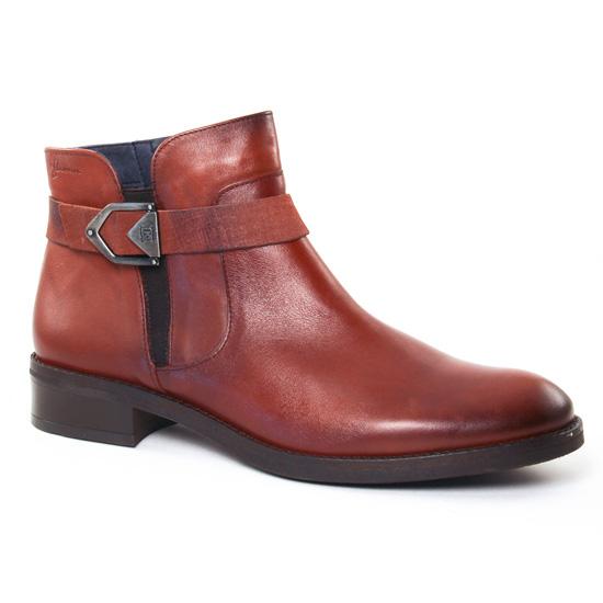 Bottines Et Boots Dorking Tierra 7324 Cuero, vue principale de la chaussure femme