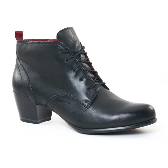 Bottines Et Boots Tamaris 25115 Black, vue principale de la chaussure femme