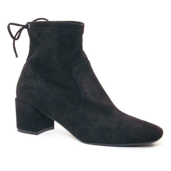 Bottines Et Boots Jb Martin Danse Noir, vue principale de la chaussure femme