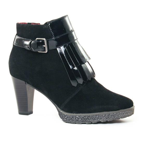 Bottines Et Boots Tamaris 25321 Black, vue principale de la chaussure femme