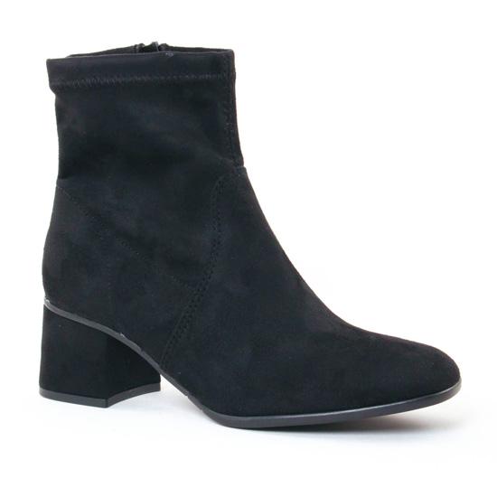 Bottines Et Boots Tamaris 25345 Noir, vue principale de la chaussure femme