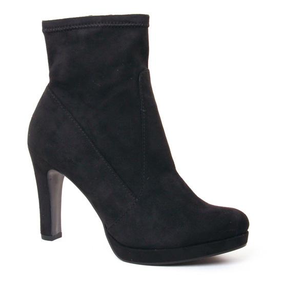Bottines Et Boots Tamaris 25365 Black, vue principale de la chaussure femme