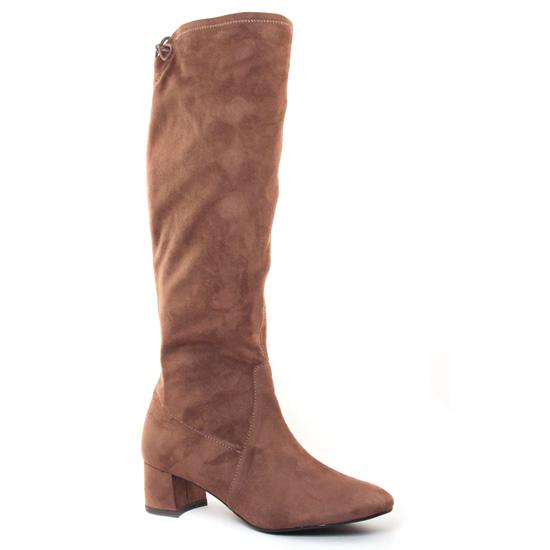 Bottes Tamaris 25516 Pepper, vue principale de la chaussure femme