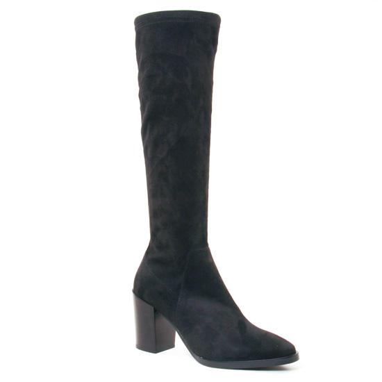 Bottes Jb Martin Nati Noir, vue principale de la chaussure femme