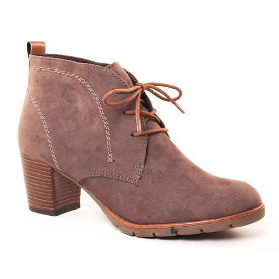 Bottines Et Boots Marco Tozzi 25107 Pepper, vue principale de la chaussure femme