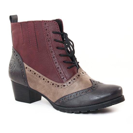 be1861b67b6 Bottines Et Boots Marco Tozzi 25123 Chianti