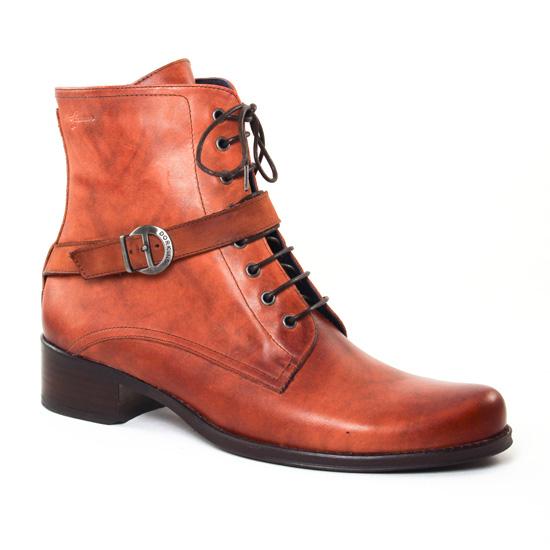 Bottines Et Boots Dorking Dulce 7218 Libano, vue principale de la chaussure femme